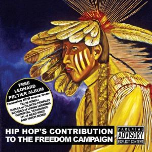 Free Leonard Peltier - Conscious Hip Hop Album