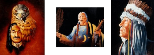 Leonard Peltier Lithos